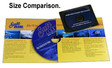 biz card cd